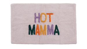 Hot Mamma Bath Mat (Multi Colour)
