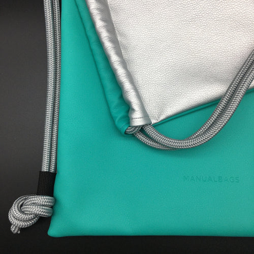 BISIDE TURQUOISE & SILVER