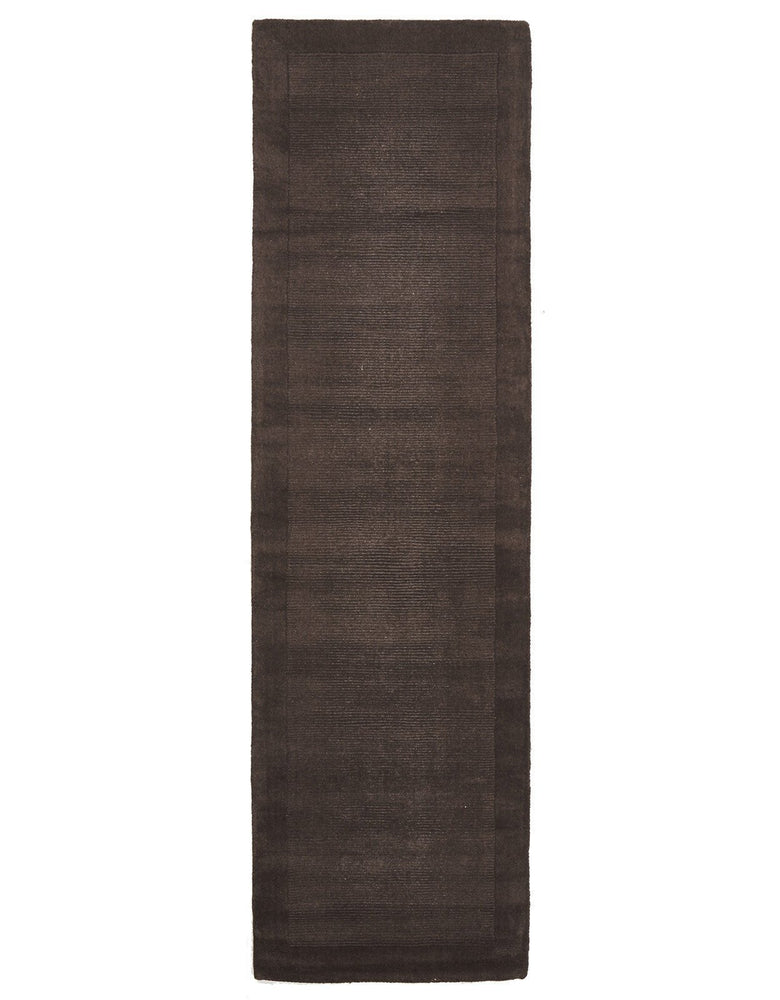Timeless Loop Wool Pile - Chocolate [Runner]