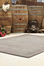 Timeless Loop Wool Pile - Grey
