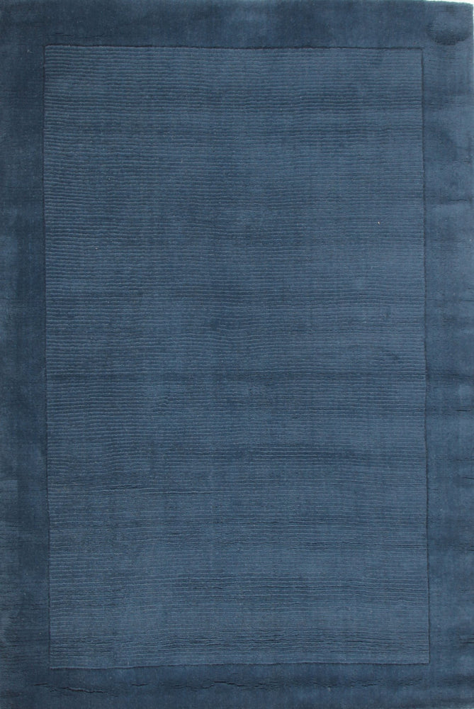 Timeless Loop Wool Pile - Blue