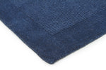 Timeless Loop Wool Pile - Blue [Runner]
