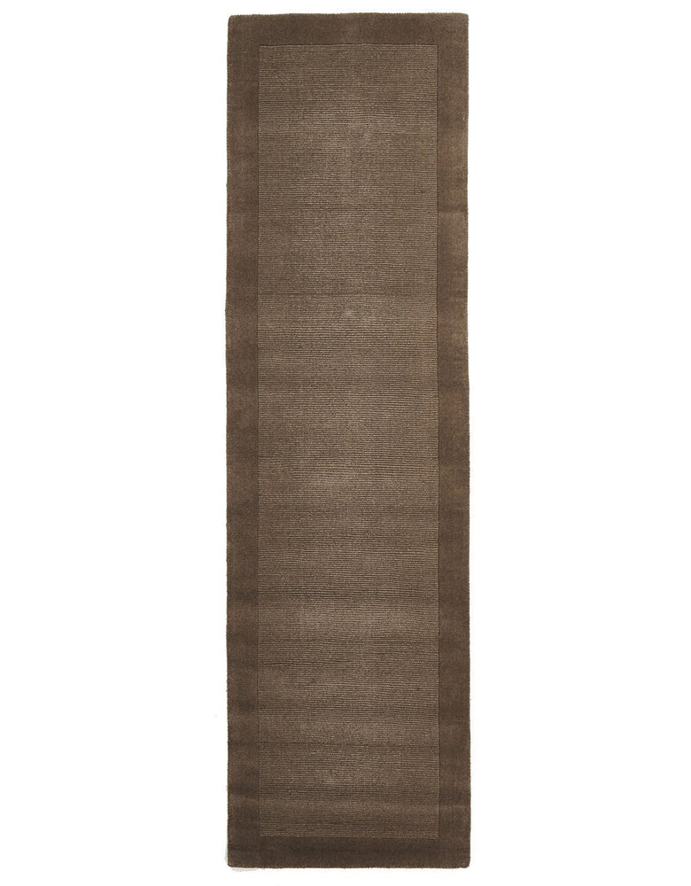Timeless Loop Wool Pile - Taupe [Runner]