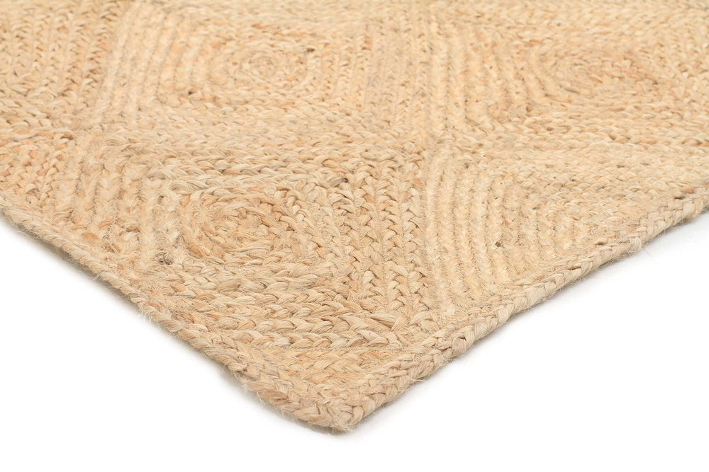 Chunky Natural Fibre Hatch - Natural