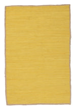 Reno Cotton and Jute - Yellow
