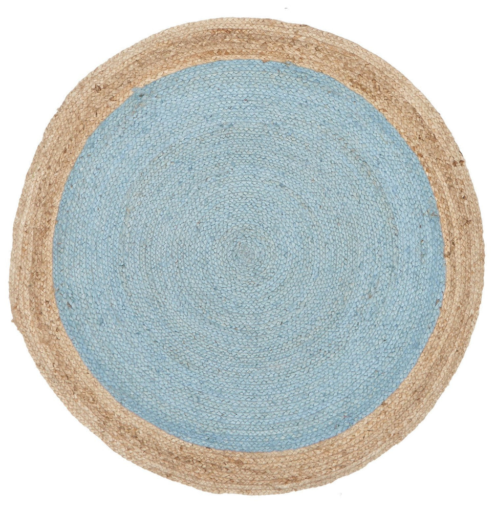 Signal Jute - Natural Blue [Round]
