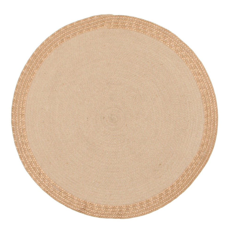 Milano Metallic Jute - Natural Copper [Round]