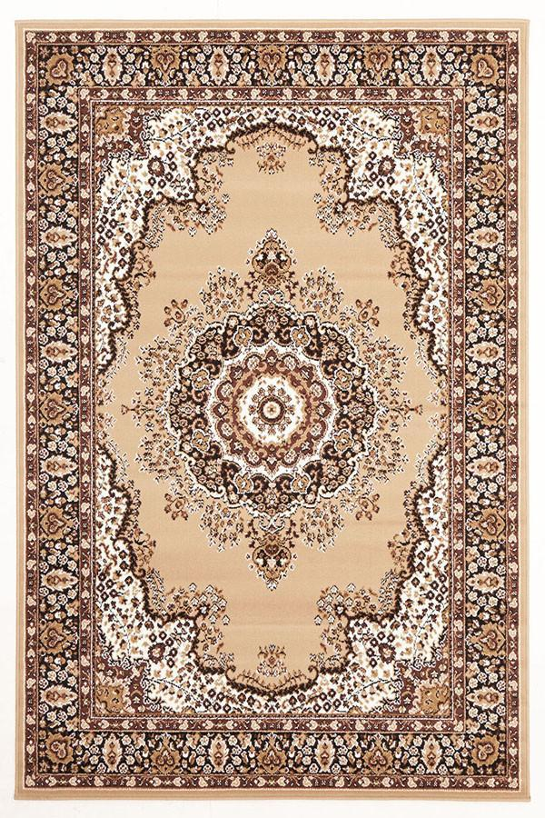 Traditional Medallion Pattern - Beige