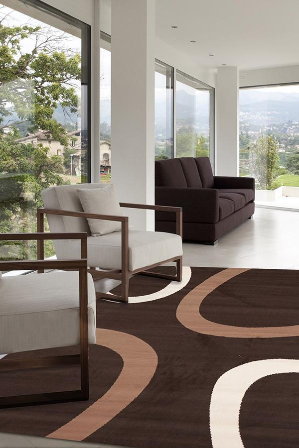 Urban Swish - Brown Beige