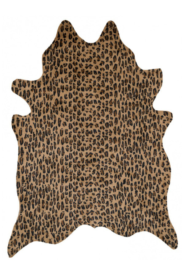 Exquisite Natural Cow Hide - Cheetah Print
