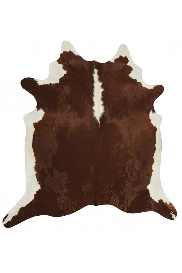 Exquisite Natural Cow Hide - Hereford