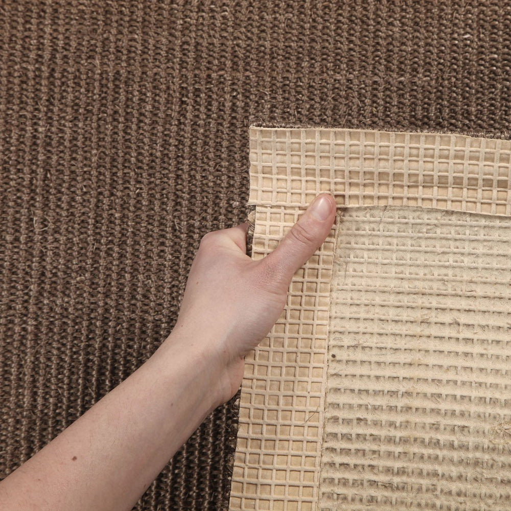 Eco Sisal Boucle - Brown [Runner]