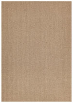 Eco Sisal Herringbone - Brown