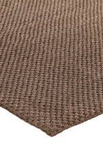 Eco Sisal Tiger Eye - Brown [Runner]