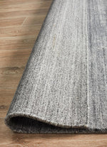 Havana Wool & Silky Viscose - Dark Grey