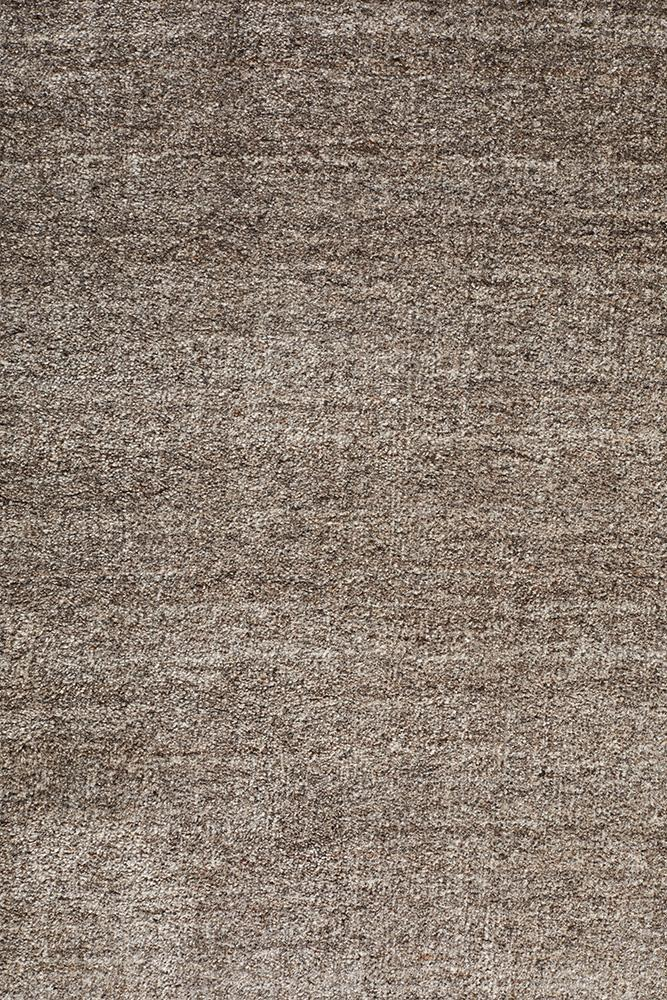 Havana Wool & Silky Viscose - Dark Natural