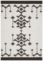 Rhea Cross Stitch - Black & White