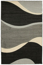 Icon Subtle Waves - Grey Black