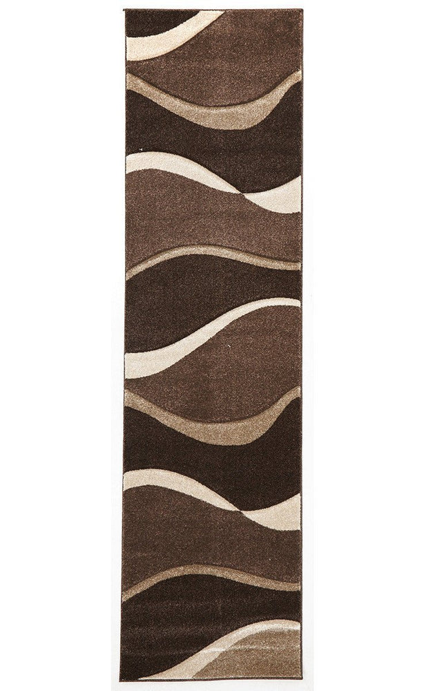 Icon Subtle Waves - Brown Beige [Runner]