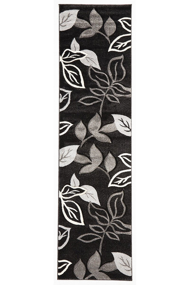 Icon Thick Leaf [Runner]  Black