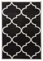 Icon Large Modern Trellis - Charcoal