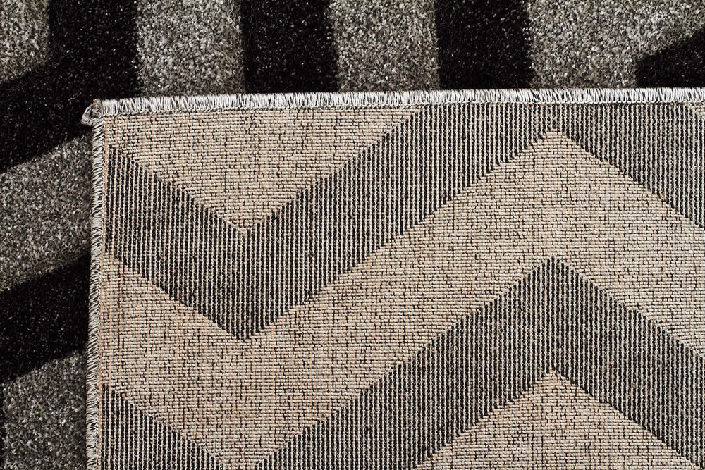Icon Modern Chevron Design - Charcoal
