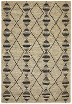 Kenya Kasa Hand Woven Tribal Jute - Natural