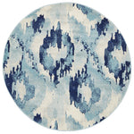 Mirage Lesley Whimsical - Blue [Round]