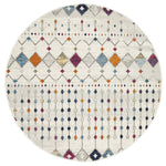 Mirage Peggy Moroccan Tribal - Multi [Round]