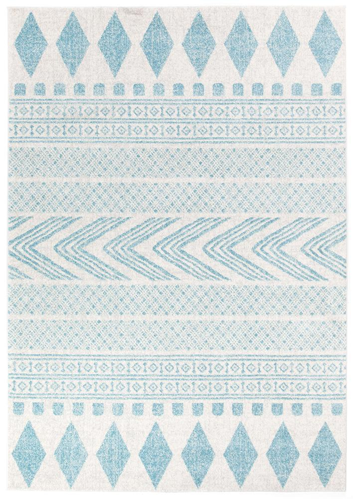 Mirage Adani Tribal - Sky Blue