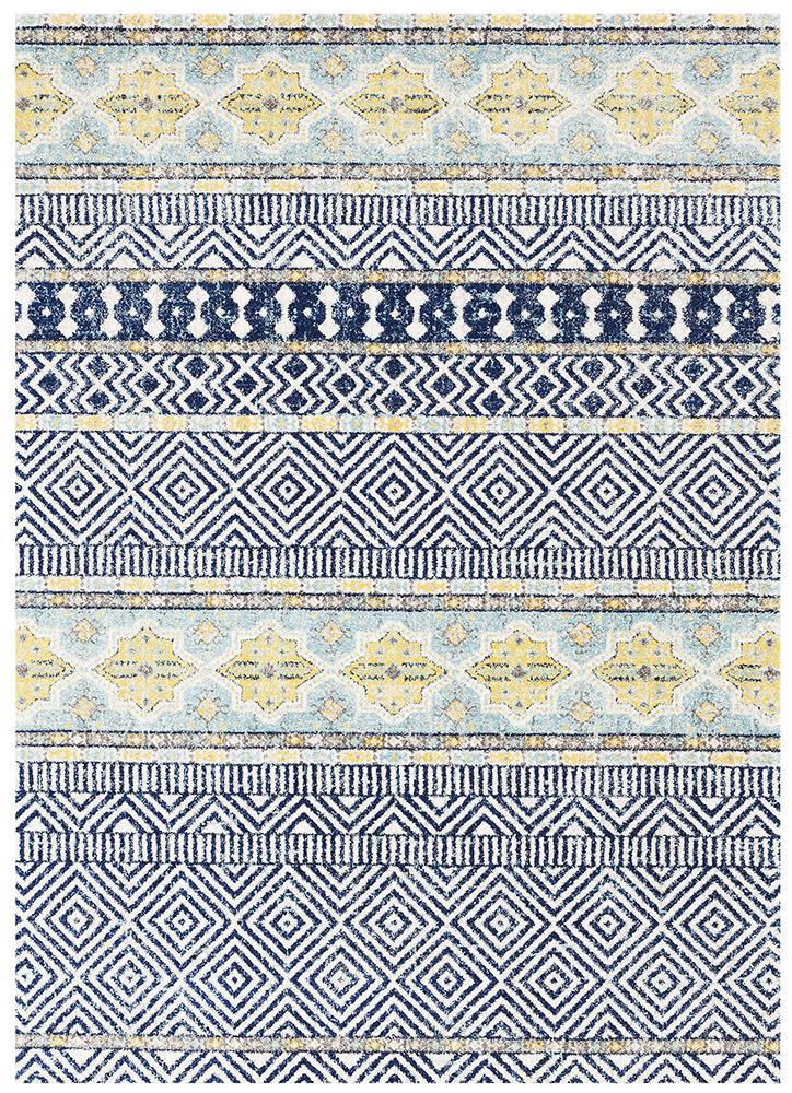Oasis Sabrina Tribal - Navy