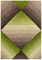 Prism Maria Textured - Green Brown