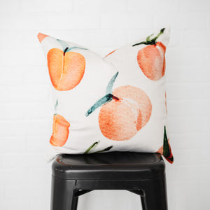 Peaches Pillow Cover