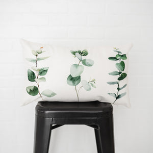 Eucalyptus Lumbar Pillow Cover