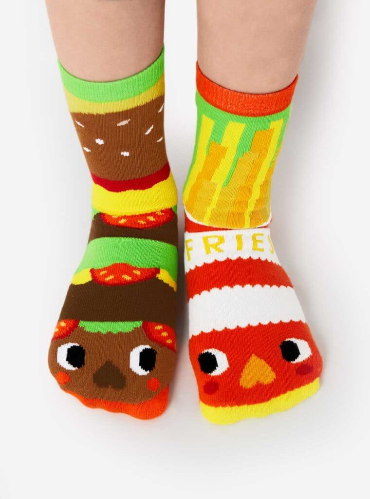 Forbes Magazine write about Pals Sock and their creator Hannah Lavon