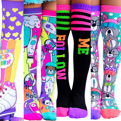 Madmia socks at My Sock Company for kids and adults