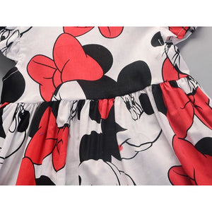 Mini Mouse Cotton Dress Reduced for Quick Sale - Dress