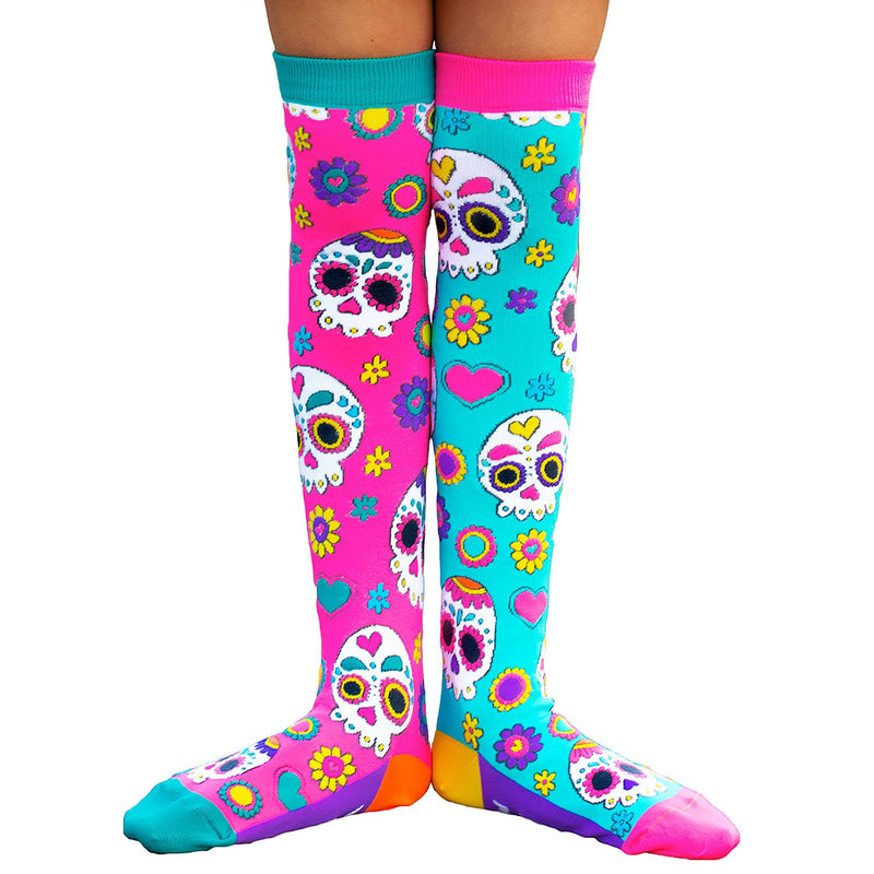 Sugar Skulls Socks by Madmia