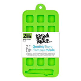 MB 21UP Square Medible Trays 8ML (2 Pack)