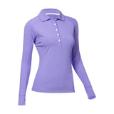Emma Long Sleeve Polo - SALE - Zero Restriction