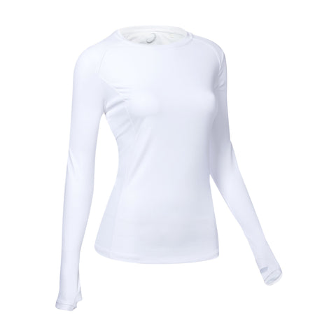 Rachel Long Sleeve Tee - Zero Restriction