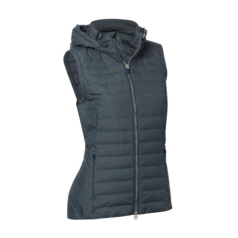 Lily Down Vest - Zero Restriction