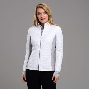 Sydney Quilted Jacket - Zero Restriction