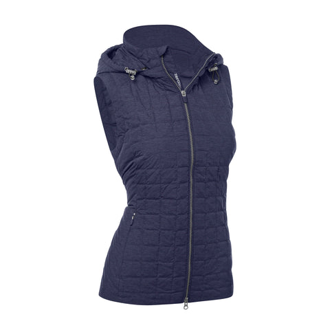 Lizzie Down Vest - Zero Restriction