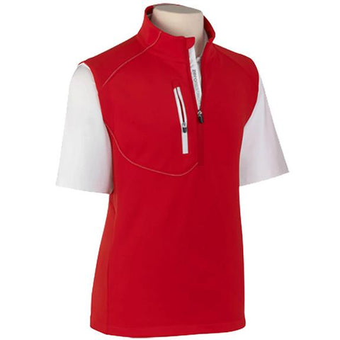Z500 1/4 Zip Vest - Zero Restriction