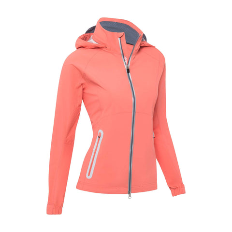 Hooded Olivia Jacket - SALE - Zero Restriction