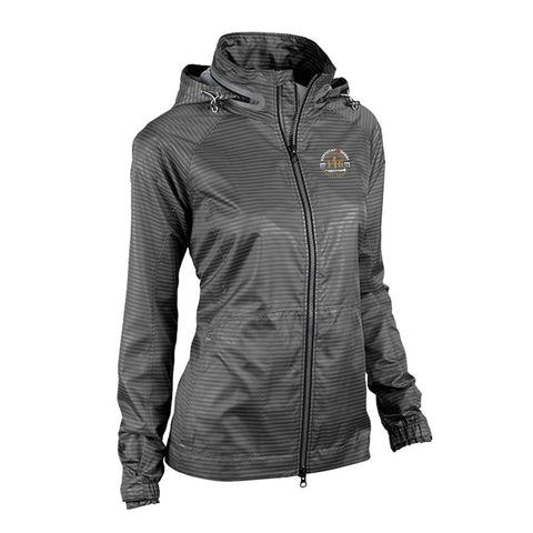 2020 Kentucky Derby Ladies' Parker Wind Jacket - Zero Restriction