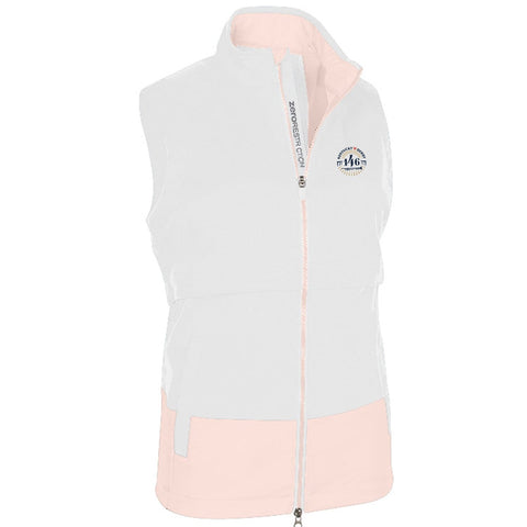 2020 Kentucky Derby Ladies' Cameron Wind Vest - Zero Restriction