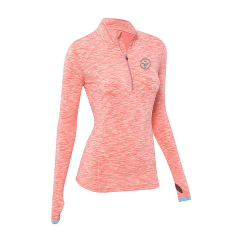 2020 U.S. Women's Open Shae Zip Mock - Zero Restriction