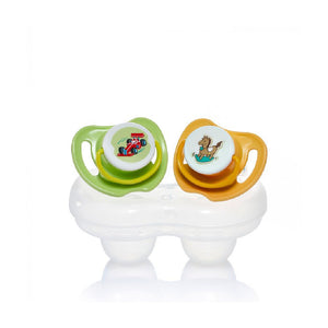 Calming Soother 2pcs Pack Boys (M)